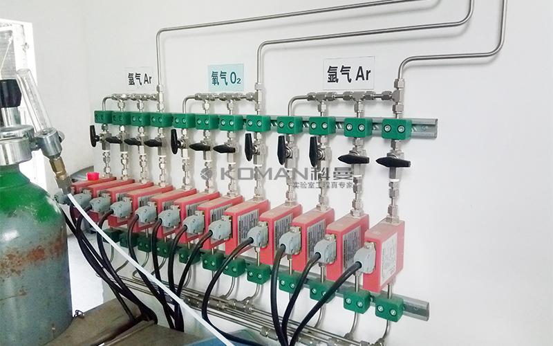实验室集中供气系统工程介绍