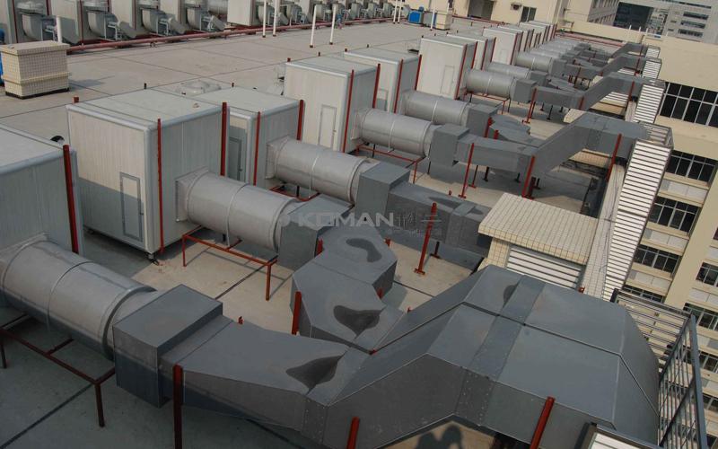 实验室通风排风系统设计标准