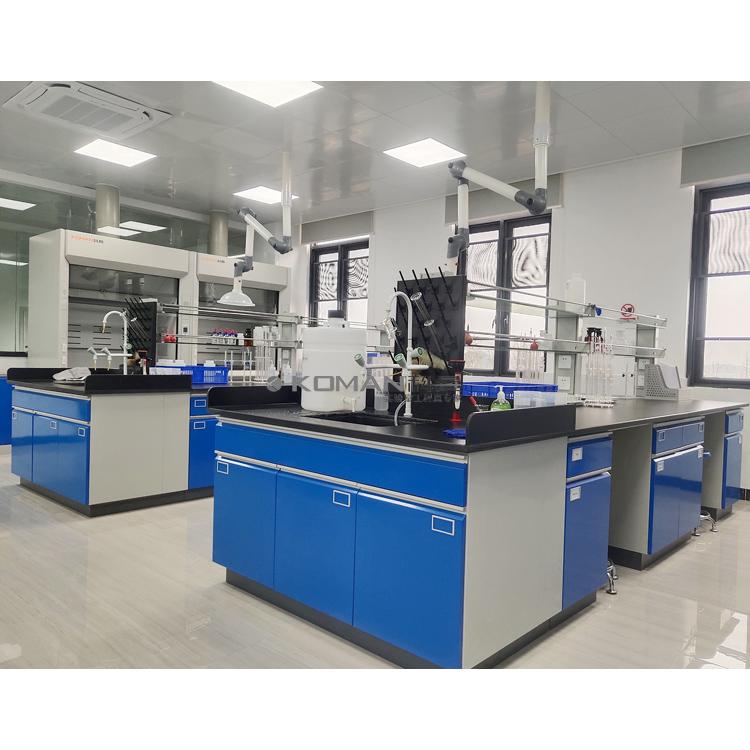 全钢实验台中央台,实验室家具全钢实验台,实验台中央台