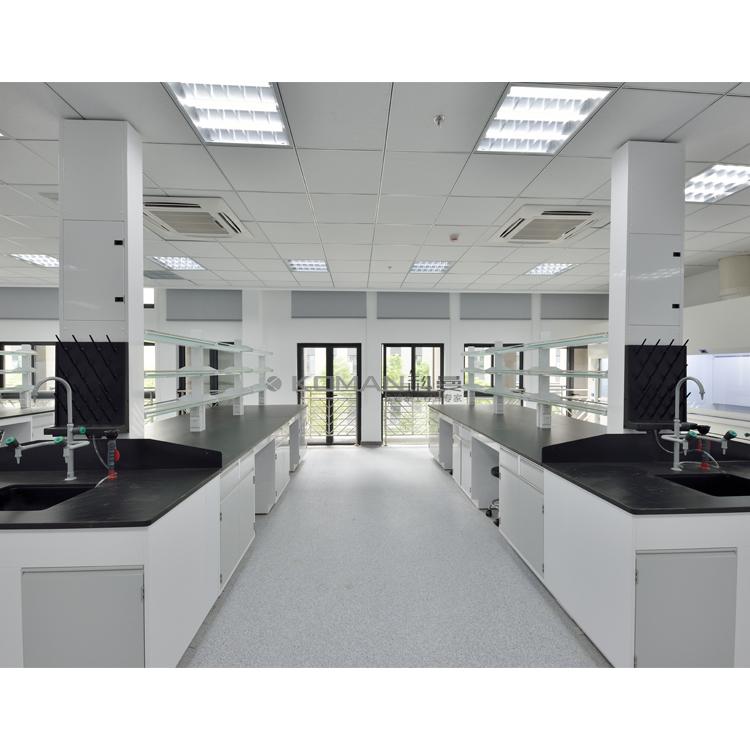 实验室实验台全钢中央实验台