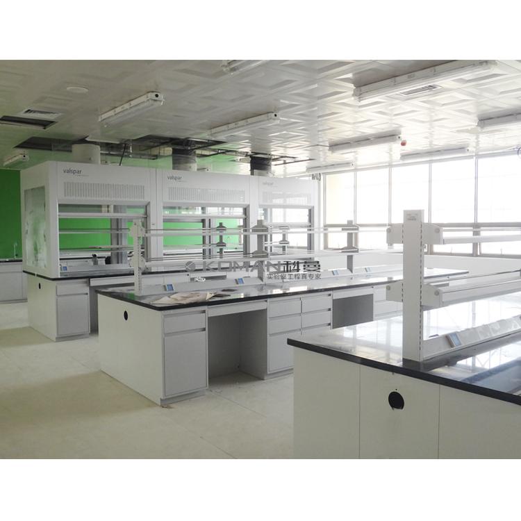 实验室家具实验台,全钢实验室家具,实验台柜