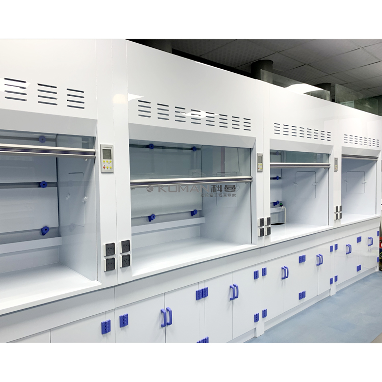 实验室通风柜耐腐蚀PP通风柜