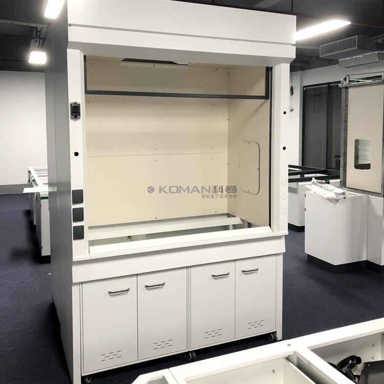 高端实验室通风柜品牌KOMAN全钢通风柜