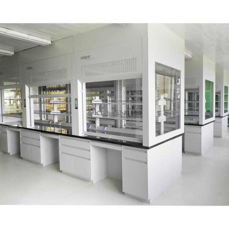 台式通风柜,台式全钢通风柜,实验室台式全钢通风柜